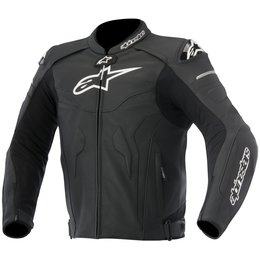 Alpinestars Mens Celer Leather Jacket Black