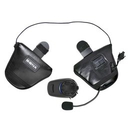 Sena Technologies SPH10H-FM Dual Bluetooth Half Helmet Headset With FM Tuner
