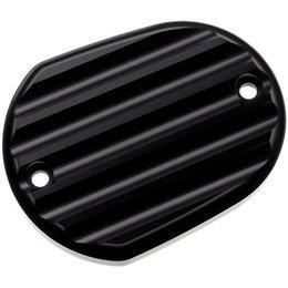 Joker Machine Finned Front Master Cylinder Cover For Harley Sportster 10-380-1 Black
