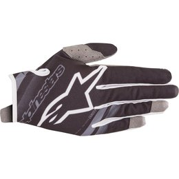 Alpinestars Youth Boys Radar Gloves Black