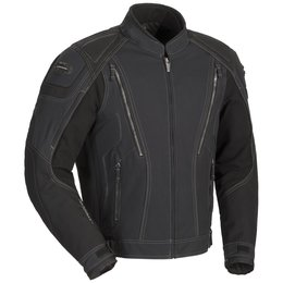 Black Fieldsheer Mens Supersport Tx Textile Jacket 2013
