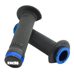 ODI ATV Ruffian Lock-On Grips 120mm Black/Blue Universal J31RFB-U