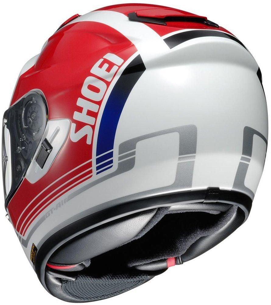 shoei gt air gtair decade full face helmet 1019883. Black Bedroom Furniture Sets. Home Design Ideas