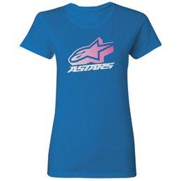 Alpinestars Womens Stella Crown Crew Neck T-Shirt