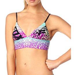 Fox Racing Womens Cauz Fixed Triangle Rhi Rhi Bikini Top