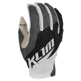 Kilm Mens XC Offroad MX Textile Gloves Black