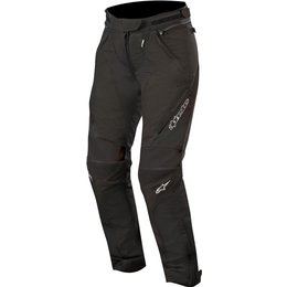 Alpinestars Womens Stella Raider Drystar Armored Textile Pants Black