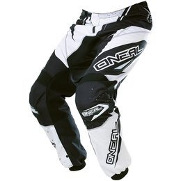 Oneal Mens Element Motocross MX Textile Pants Black