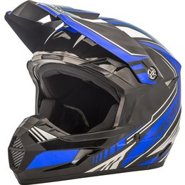 GMAX Youth MX46 Uncle Offroad Helmet Black