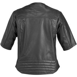 Black River Road Rebel Leather Shirt Jacket 2013