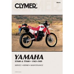 Clymer Repair Manual For Yamaha XT600 TT600 XT/TT-600 83-89
