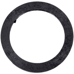 SPI Snowmobile Replacement Oil Cap Gasket For Polaris Yamaha Black 07-287-04 Black