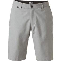 Fox Racing Mens Essex Stretch Tech Walk Shorts Grey