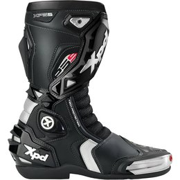 Spidi Sport Mens XP5-S Riding Boots Black