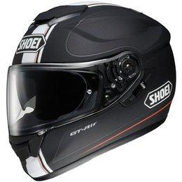 Black Shoei Gt-air Wanderer Full Face Helmet 2013