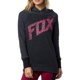 Fox Racing Womens Definite Pullover Hoody Black