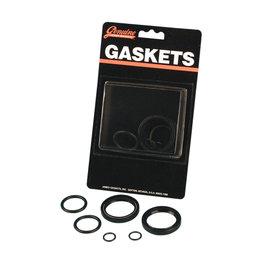 James Gaskets 33.2mm OD Front Fork Oil Seal Kit For Harley-Davidson JGI-45849-71
