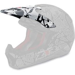 Alloy Z1r Replacement Visor For Nemesis Disarray Helmet