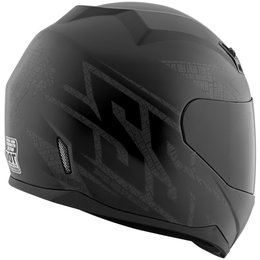 Speed & Strength SS700 Hammer Down Full Face Helmet Black