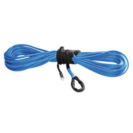 KFI ATV 4000-5000lb Synthetic Winch Cable 15/64 Inch X 38 Feet Blue SYN23-B38 Blue