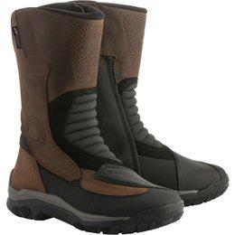 Alpinestars Mens Campeche Drystar CE Boots Black