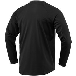 Icon Mens Stacker Jersey Black