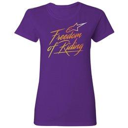 Alpinestars Womens Stella Free Crew Neck T-Shirt