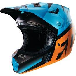 Fox Racing V3 Shiv MIPS DOT Helmet Blue