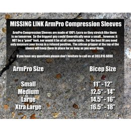 Missing Link Mens ArmPro Compression SPF50 Cooling Sleeves Pair Green