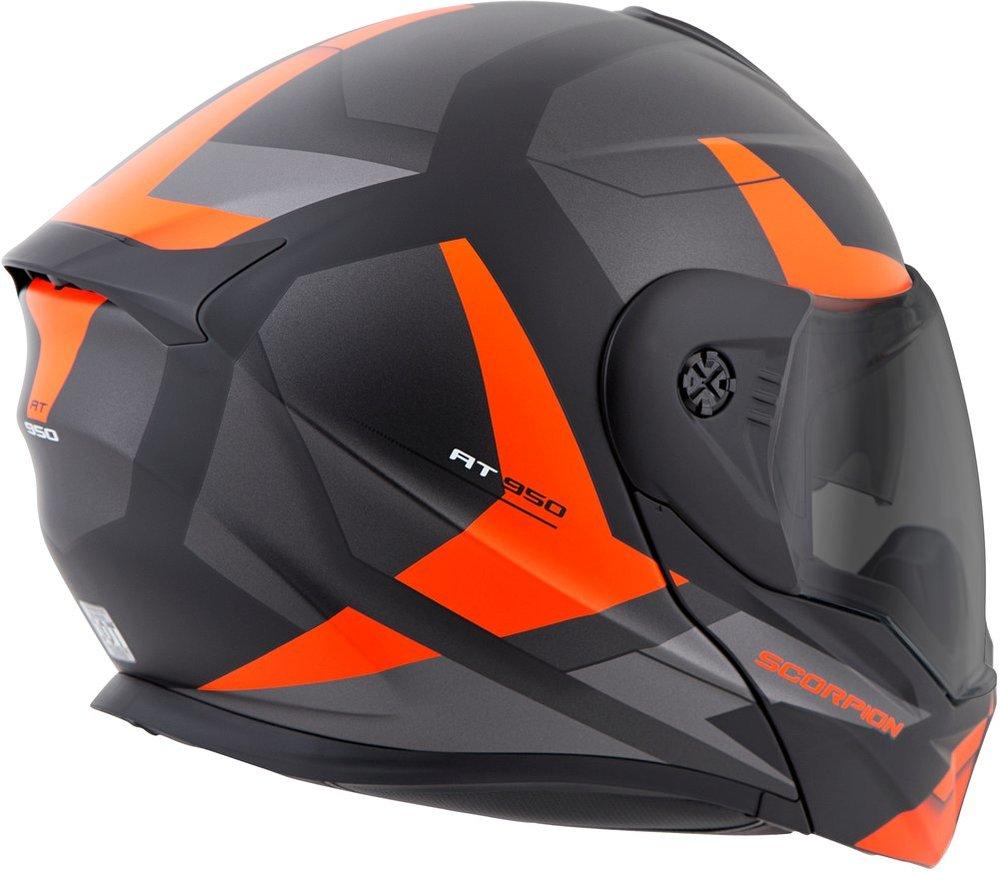Discount Motorcycle Gear >> $289.95 Scorpion EXO-AT950 NeoCon Modular Helmet #991520