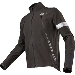 Fox Racing Mens Legion Downpour Waterproof Jacket CLOSEOUT Grey