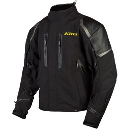 Klim Mens Apex Gore-Tex Ventilated Nylon Textile Jacket Black