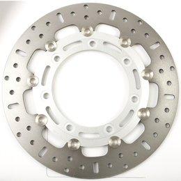 EBC 300mm Standard Front Left Brake Rotor For Kawasaki Stainless Steel 4124LS