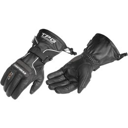 Black Firstgear Tpg Excursion Cool Weather Gloves 2013