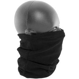 Black Zan Headgear Fleece Motley Tube Face Mask 2013