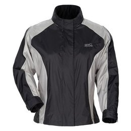 Black Tour Master Womens Sentinel Rain Jacket