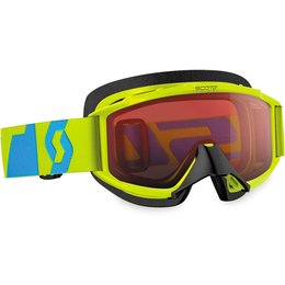 Scott Youth 89SI Snow Goggles Blue
