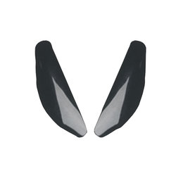 Scorpion EXO-700 Replacement Forehead Vent Sliders Pair Black