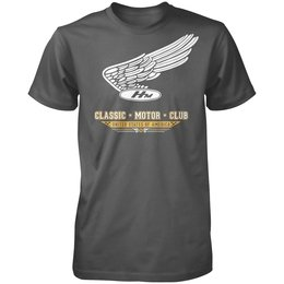Charcoal Honda Mens Motor Club T-shirt 2013