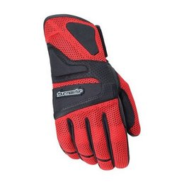 Red Tour Master Intake Air Gloves