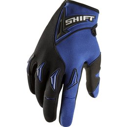 Blue Shift Racing Mens Assault Gloves 2013