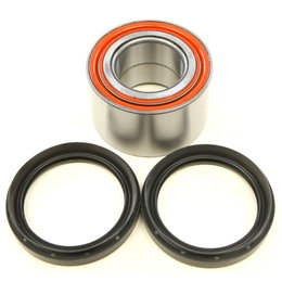 All Balls Racing ATV Front Wheel Bearing And Seal Kit Honda Pioneer 700 25-1699 Unpainted