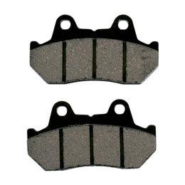 SBS Ceramic Brake Pads Single Set Only Honda 542HF Unpainted