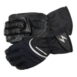 Black Scorpion Insulator Textile Gloves