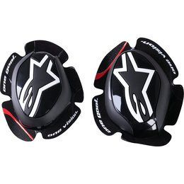 Alpinestars GP Pro Racing Protection Knee Sliders Pair Black