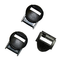 Alpinestars Mens Tech 3S Replacement Boot Strap Locker Set 3 Piece