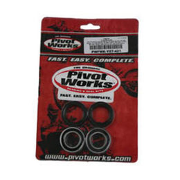 N/a Pivot Works Wheel Bearing Kit Front For Yamaha Wr Yz125 250 426f