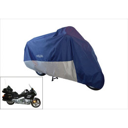 Blue, Grey Gears Canada Gl Plus Motorcycle Cover For Honda Goldwing
