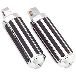 Chrome Bikers Choice Rail Pegs Diameter For Harley Davidson