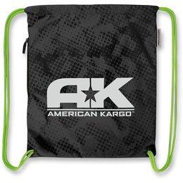 Black American Kargo Cinch Bag Backpack 2014
